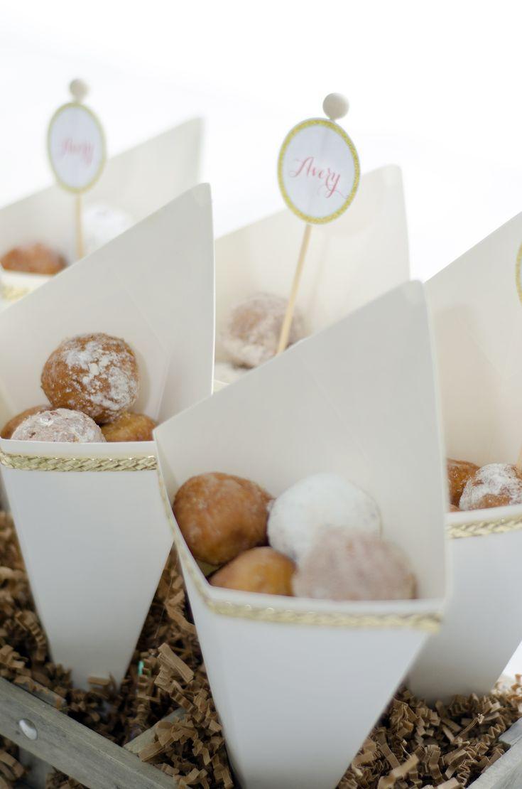 86 best Donut Delirium images on Pinterest   Petit fours, Dessert ...