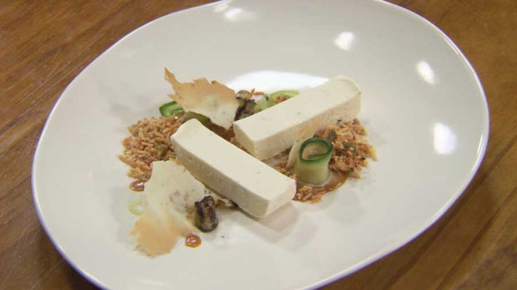 Curry Leaf and Lime Parfait