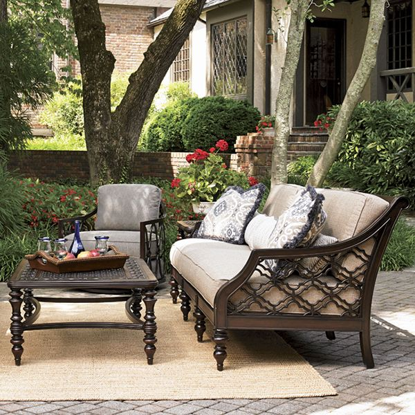 Tommy Bahama Used Patio Furniture: 21 Best Tommy Bahama Outdoor Furniture Images On Pinterest