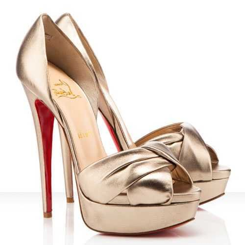 Christian Louboutin Volpi 150mm Sandals Alba Factory Sale Store