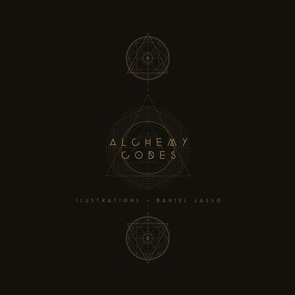 Alchemy Codes by Daniel Lasso Casas, via Behance