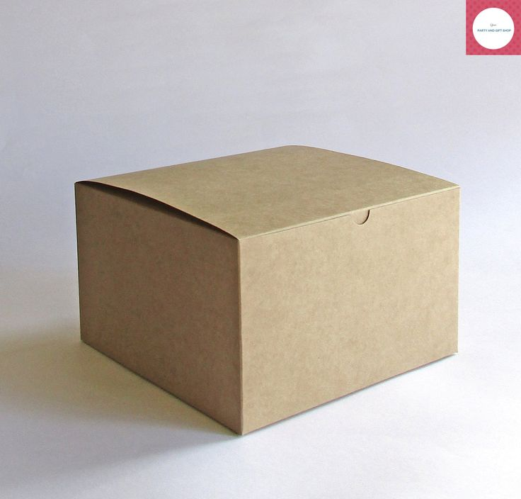 Large Gift Boxes, 5 Kraft Boxes, Kraft Gift Boxes, Kraft Paper Boxes, Large Favor Boxes, Christmas Gift Boxes, Paper Boxes, Wedding Gift…