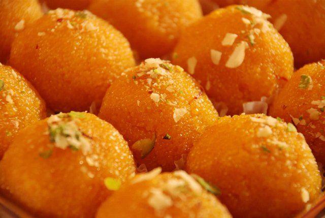Mothi Laddu-Laddu lovers will never miss tasting this!!!!!!!