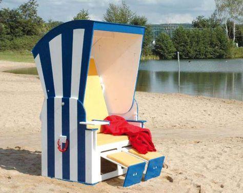 die 25 besten ideen zu strandkorb aus paletten auf pinterest strandkorb loungem bel garten. Black Bedroom Furniture Sets. Home Design Ideas