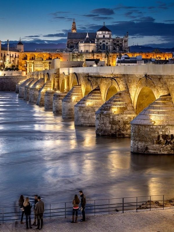 Cordoba, Spain I can hear Ricardo Montalban saying the name of this place. Hmmm
