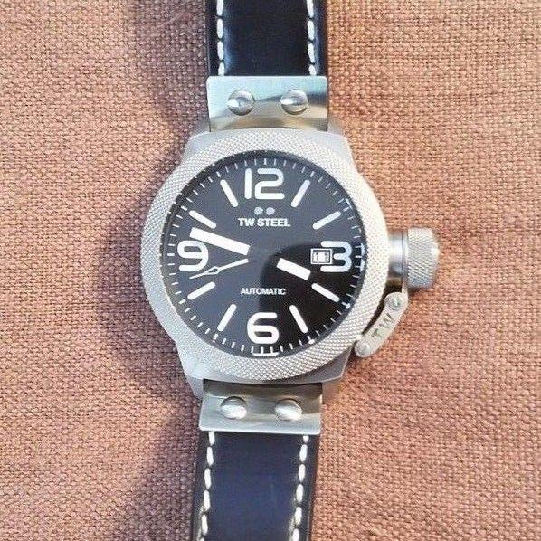 TW Steel Canteen Men's Automatic Watch - CS5