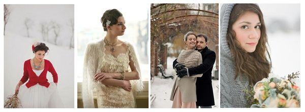 зимняя невеста #wedding #bride #winter