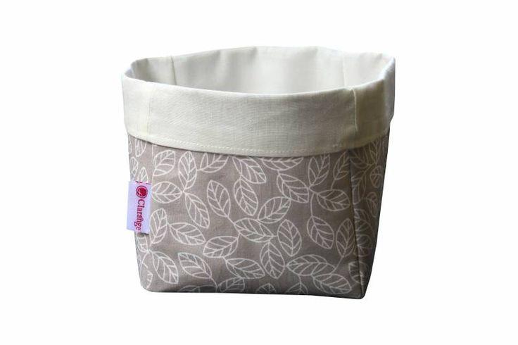 #LundiProduit Pour aller avec la douceur du printemps et la fin de l'hiver, nous avons créé une #box #réversible aux couleurs sobres. Pratique pour ranger ses... ses quoi ??   Séduites ou pas ? :)   #hygiène #salledebain #rangement #soin #beauté #naturel #bio #ecoresponsable #disques #lingettes #lavables #coton #démaquillage
