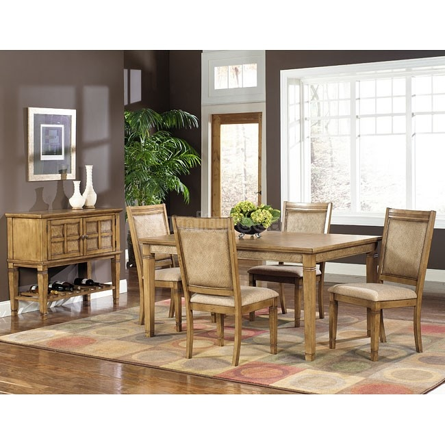 Kingston isle by progressive furniture rectangular dining for Dining room table 42 x 60