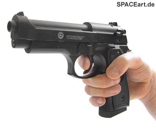 Akte X: Agent Mulders Taurus PT92, Softair-Pistole ... http://spaceart.de/produkte/akx005.php