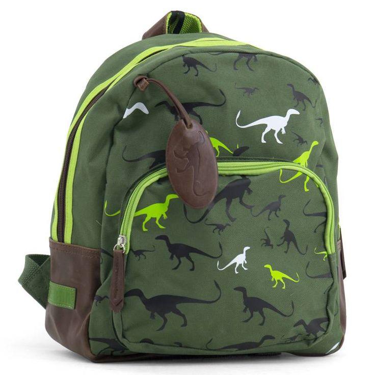 Kinderrugzak Boys Dino van Zebra Trends hier online kopen. Stoere kinderrugzak met dino