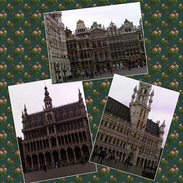 Last visit  in June 2009 to #Brussels #Bruxelles #Belgium.  The city I lived and studied in the 90's. #peaceandloveforbrussels
