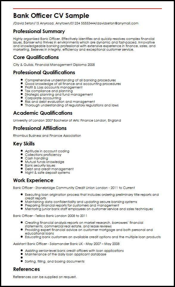 Apotelesma Eikonas Gia Resume Sample For Bank Job Job Resume Samples Good Resume Examples Job Resume Examples