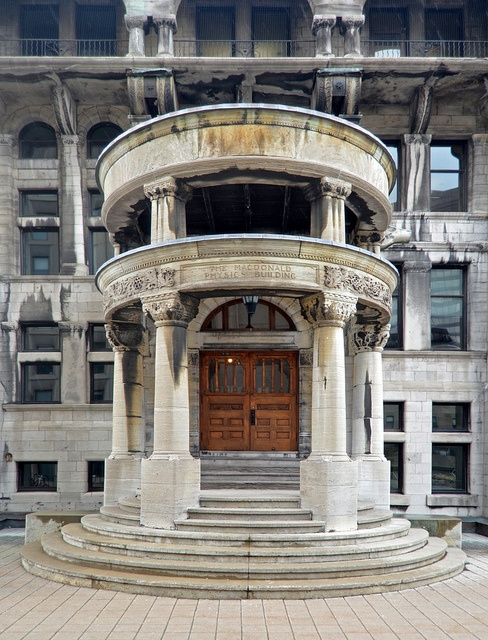 McGill University - Montréal by Selbymay, via Flickr