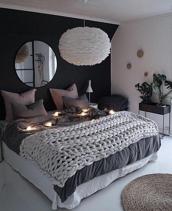 39 Fantastische Schlafzimmer-Farbschemata, die eine entspannende Oase schaffen