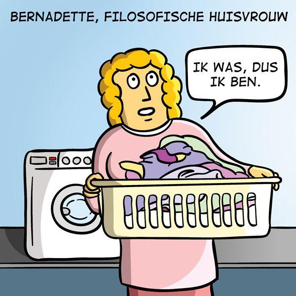 Vrolijke vrouwendag! #cartoon -Evert Kwok