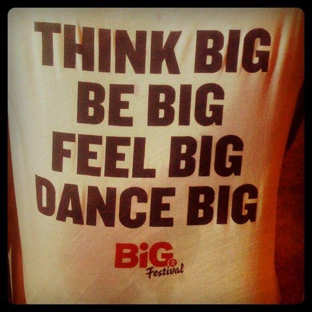 Moraleja del #bigfestival