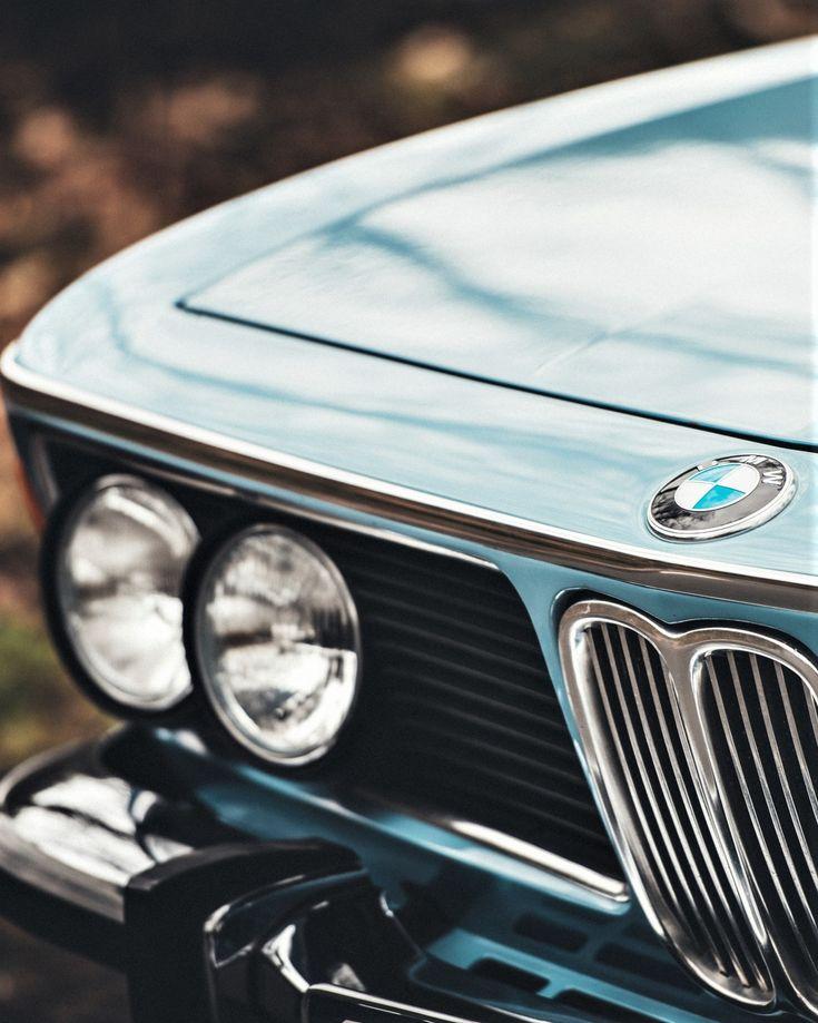BMW Retro Frontgrill - Der MAN