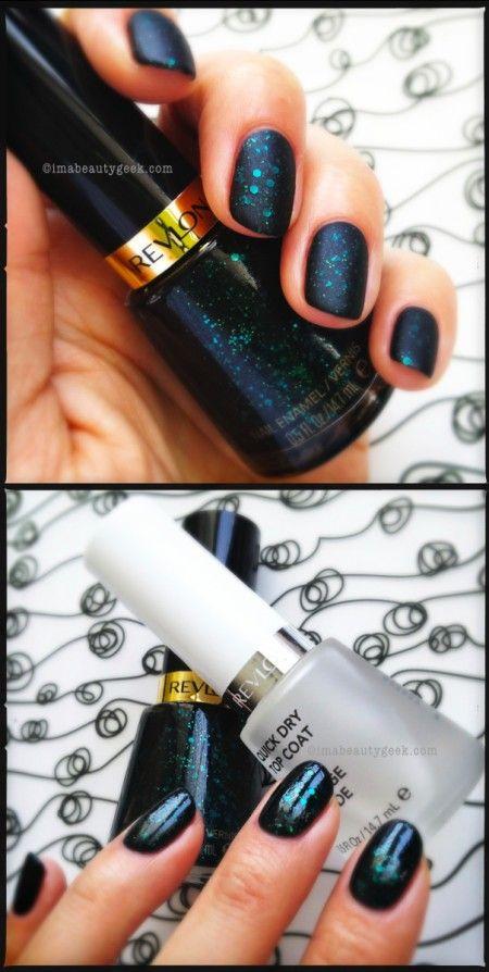 Revlon Elusive 736 nail polish - fall 2013