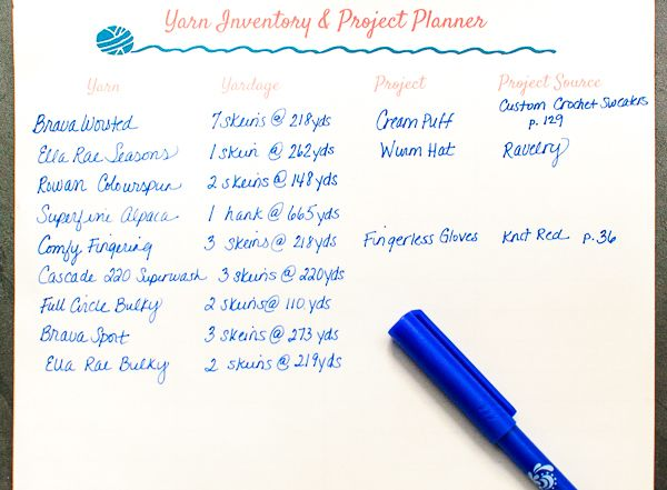 108 best ORGANISE Creative Projects images on Pinterest - project list