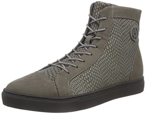 Armani Jeans B55G563 Damen Hohe Sneakers - http://on-line-kaufen.de/armani-jeans/armani-jeans-b55g563-damen-hohe-sneakers
