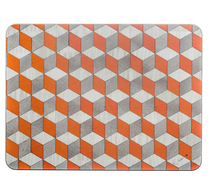 orange Place Mats orange white grey placemats Melamine table mat tablemat Heat Resistant 140 Birthday Gift Anniversary gift E Inder Designs by EInderDesigns on Etsy https://www.etsy.com/uk/listing/591425639/orange-place-mats-orange-white-grey