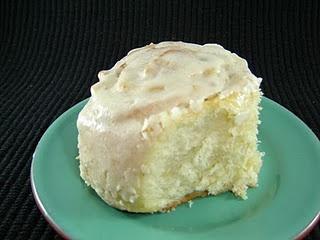 Paula Deen- Orange cream cheese rolls