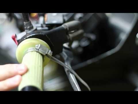 DIY Motorcycle Cruise Control - YouTube