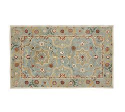Oriental Rugs & Persian Rugs | Pottery Barn {bedroom or NE room or wildly useful throughout parts of your home ... & gorgeous 2!! @golddeer