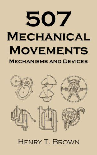 591 best ebooks images on pinterest free books book clubs and 507 mechanical movements mechanisms and devices fandeluxe Images