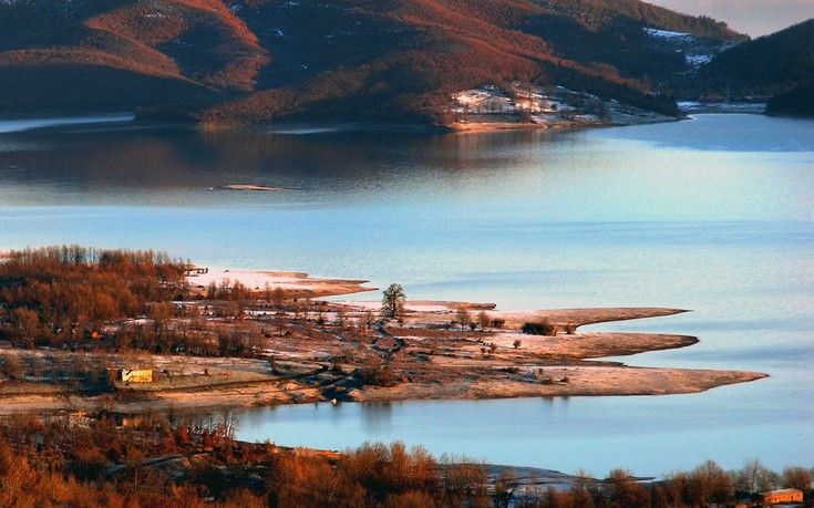 Kerkini Lake - Serres Regional Unit - Greece