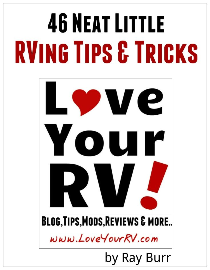 19 best rv ebooks images on pinterest campers caravan and camper 46 rv tips and tricks from fandeluxe Gallery