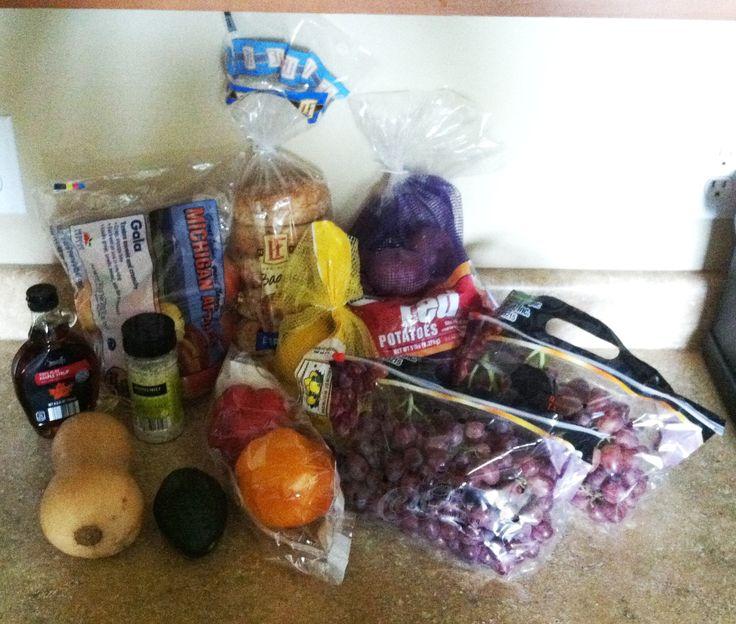 Aldi's Vegan Grocery Haul Beginning of October 2015 #vegan #groceryhaul #aldis