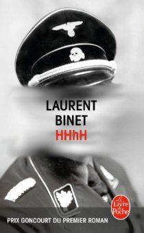 HHhH par Laurent Binet