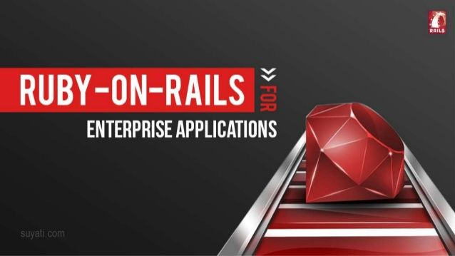 Ruby on Rails is the ideal model for producing enterprise applications as it provides an economical choice for innovating without high stakes. Read more