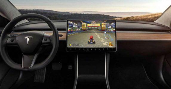 Elon Musk Versucht Mario Kart Zu Ihrem Tesla Model 3 Tesla Kart Yo Elon Ihrem Kart Kartquot Model Musk Quotmario Tesla Model Tesla Mario Kart