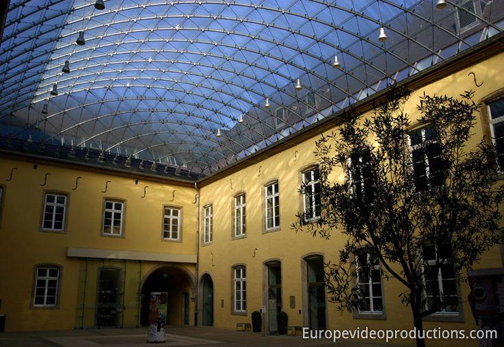 Abtei Neumünster – Kulturzentrum in Grund in Luxemburg-Stadt