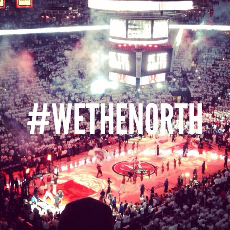 We the North - Toronto Raptors NBA Playoffs