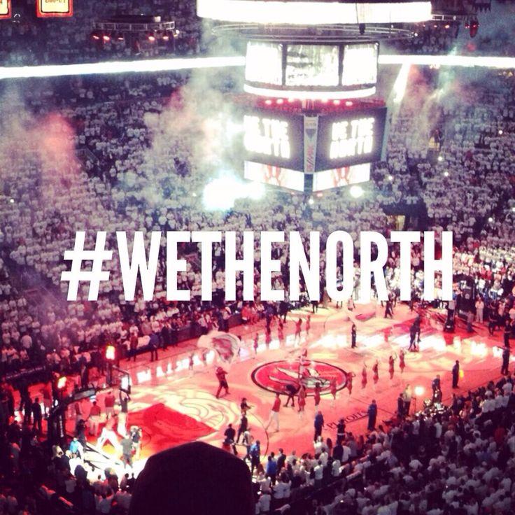 We the North - Toronto Raptors NBA Playoffs