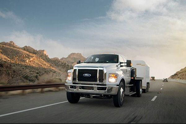 Ford is recalling 177 2016 Ford F-650 and Ford F-750 commercial trucks in North America to fix a rear air brake chamber problem, the automaker said on Tuesday.