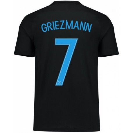 Maillot Equipe de France GRIEZMANN 2017/2018 Coupe Du Monde Third Officiel.   Flocages Personnalisés Disponibles.