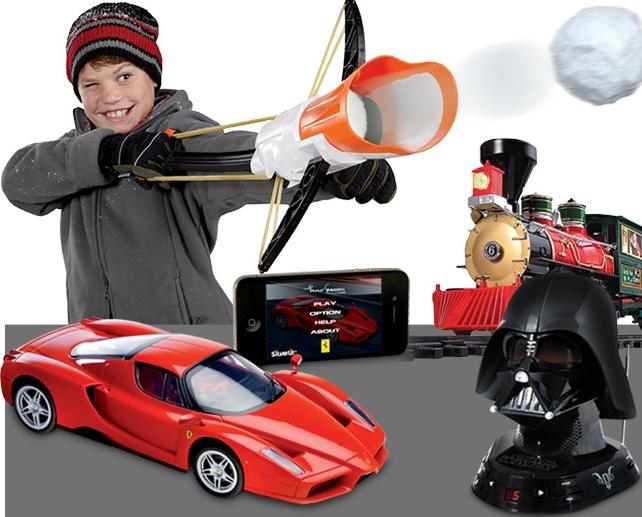 Desktop gadgets...Toys for Boys!