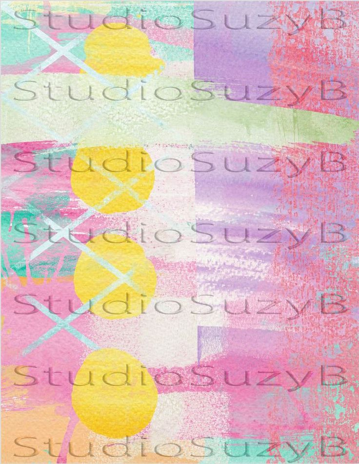 Background Scrapbook / Journal Paper 001 by StudiosuzybAustralia on Etsy