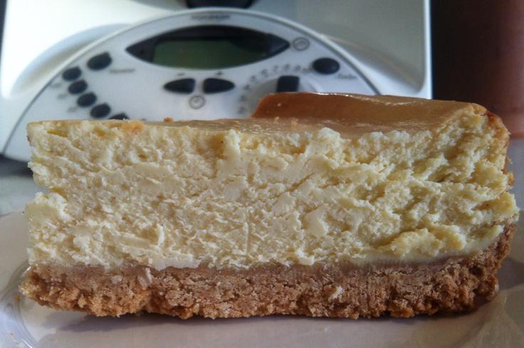 Baked New York cheesecake....OMG.....