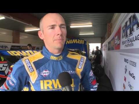 IRWIN Racing Sydney pre-season test wrap 2013