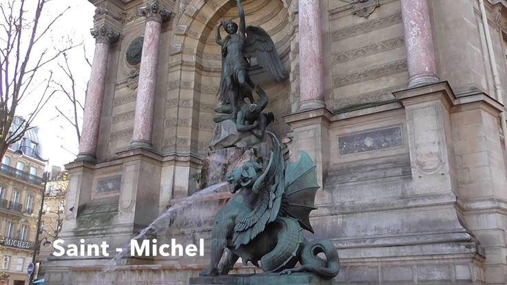 vlog 2 : balade touristique dans Paris