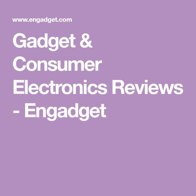 Gadget & Consumer Electronics Reviews - Engadget