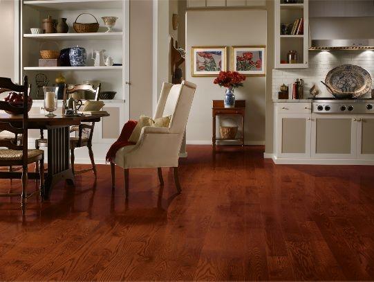 bruce hardwood flooring oak cherry