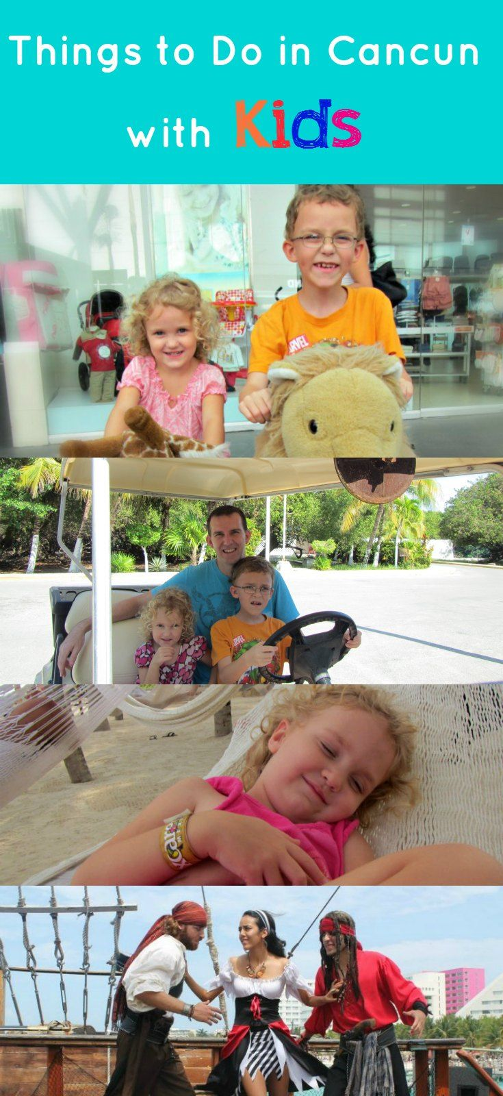 Things to Do in Cancun With Kids-- would love to go to Cancun and definately not going without my kiddos!
