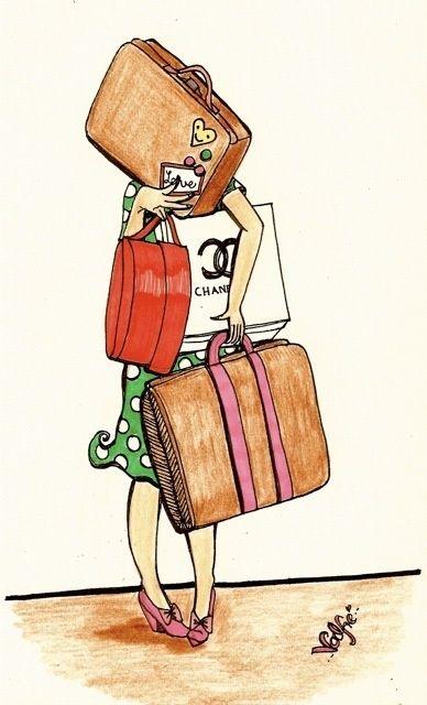 fashionillustr.quenalbertini: Chanel bags & handbags, Google Search